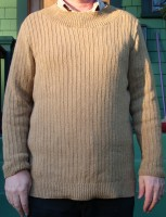 Brown Men's Sweater